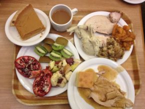 Thanksgiving at Rutgers