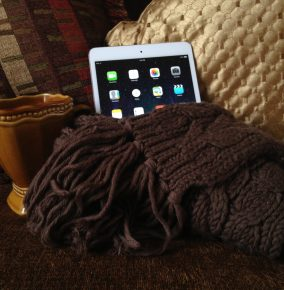 Our iPad Got So Cold Its Apps Started Shivering!