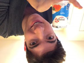 Please Accept this Yogurt as a Token of my Gratitude!