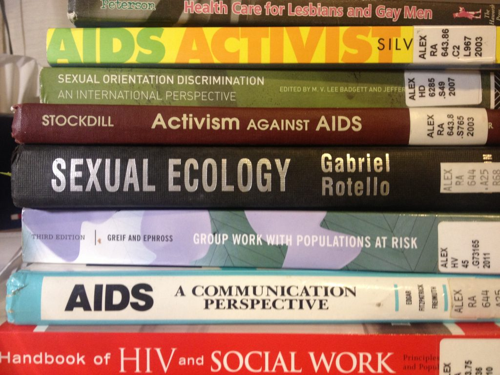 HIV Books