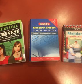 A Chinese Pocket Dictionary Just In Case!