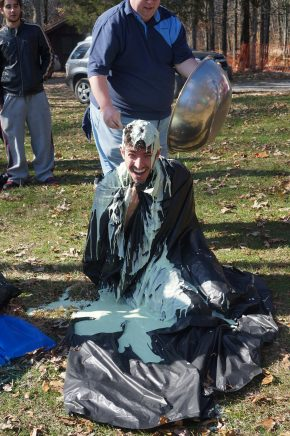 This Weekend… I Was Slimed