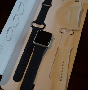 A New Apple Watch Sport Band Makes a Big Difference