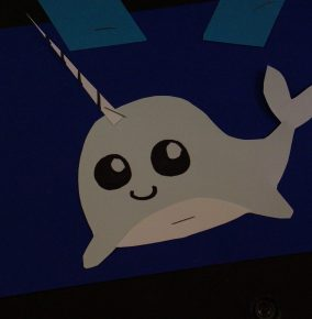 My Residence Hall Is Swimming With Narwhals
