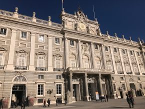 Our Guided Tour of the Royal Palace of Madrid