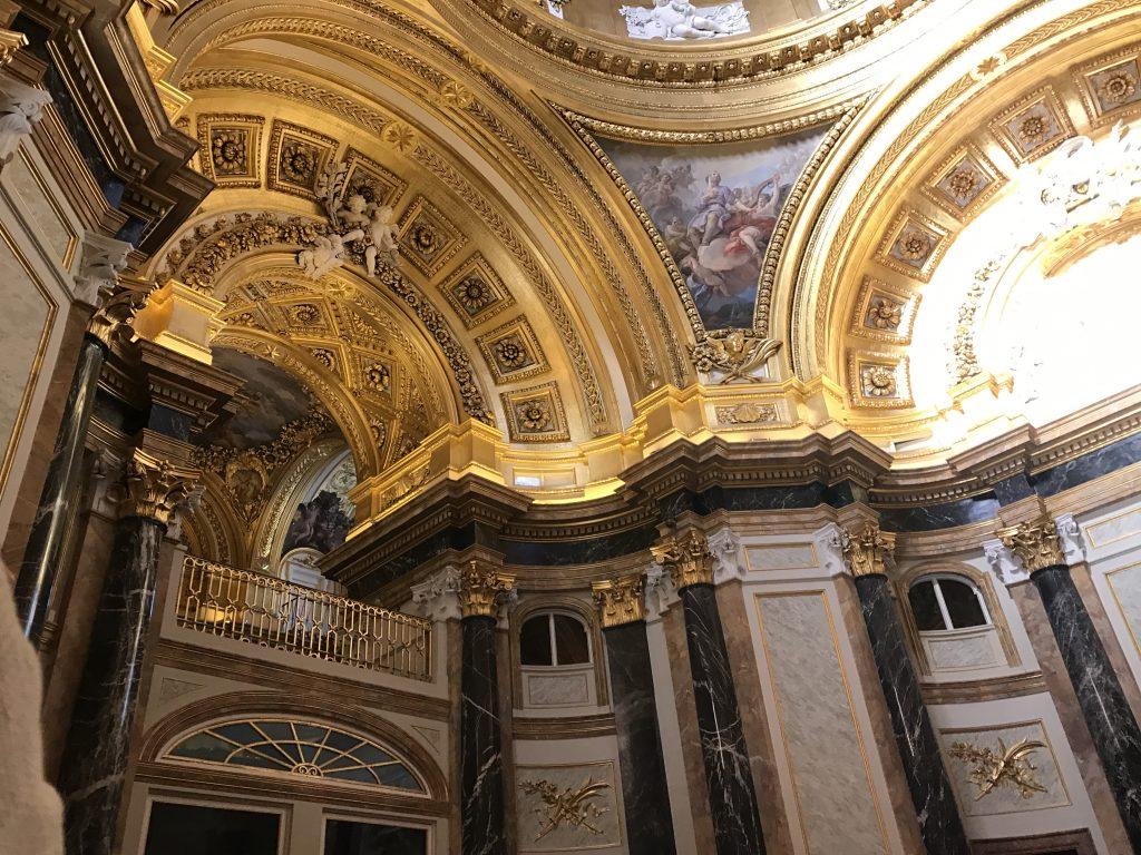 Interior of the Royal Palace