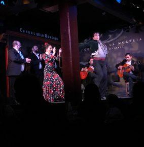 A Flamenco Dinner Date at Corral De La Moreria