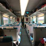 Train to Castilla-La Mancha