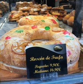 Guess Whose Roscón Had the King Inside!!!