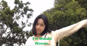 Wasabi Woman Is My Favorite Super Hero