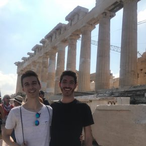 What I Learned After FINALLY Making It Up to the Top of Acropolis Hill in Athens