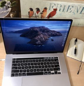 Review of the 16″ MacBook Pro for Bloggers & Creative Professionals