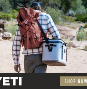 Custom YETI Travel Merchandise SALE