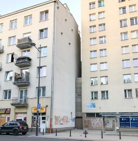 The Keret House in Warsaw is the Narrowest House in the World